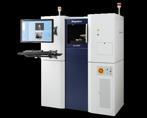RIGAKU nano3DX Nano CT