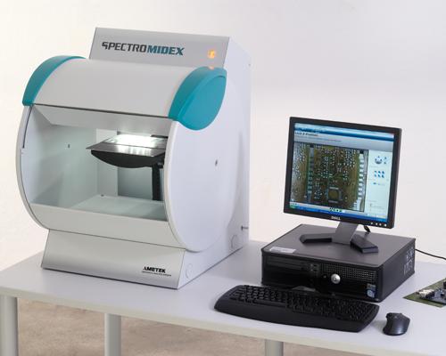 SPECTRO MIDEX Mikro-XRF spektrométer