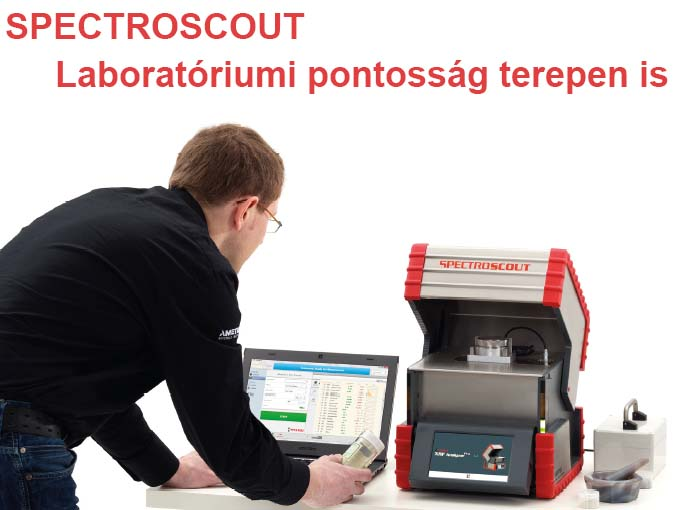Spectroscout lab